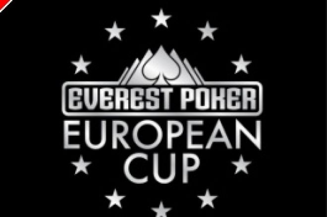 Qualifique-se para a Everest Poker European Cup de €100.000 0001