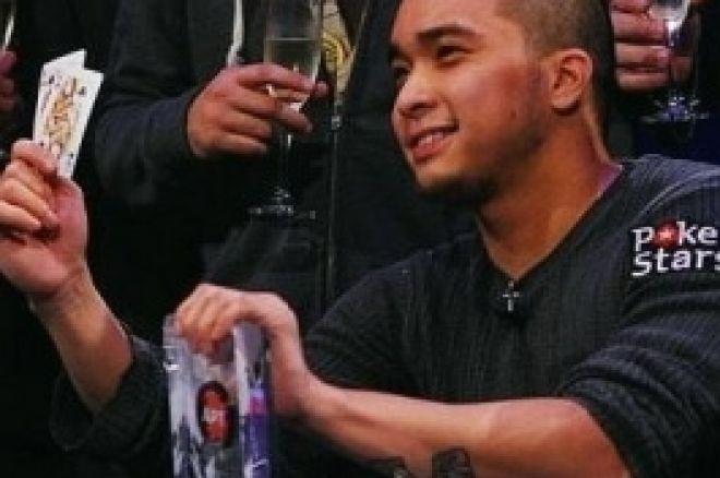 Neil Arce voittaa 2009 APT Filippiinien päätapahtuman, Vesa Leikos kahdeksas 0001