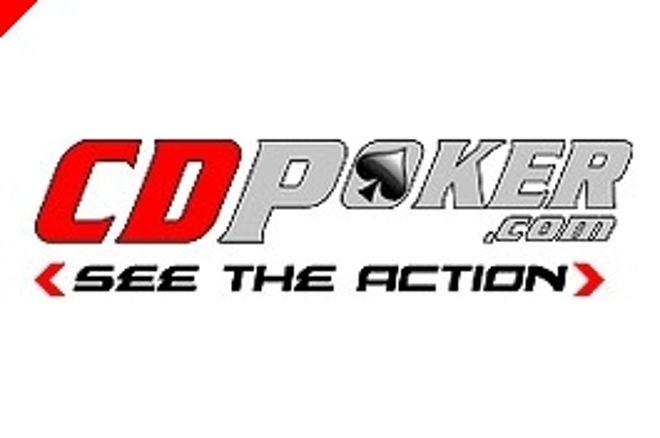 CD Poker presenterar exklusiv $500 freerollserie för PokerNews spelare 0001