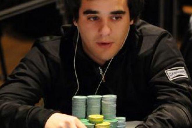 Etapa #2 Pokerstars Solverde Poker Season, Dia 1: Pedro Poças Termina na Frente 0001