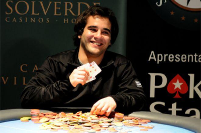 Pedro Poças Venceu Etapa #2 da PokerStars Solverde Poker Season 0001