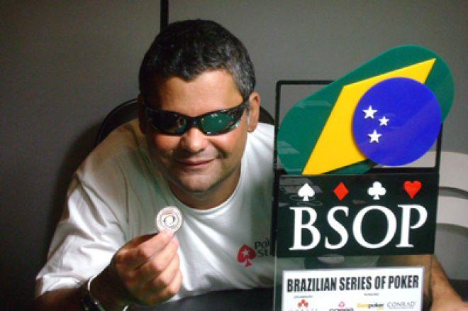 Marco Duran Campeão BSOP – Óptima Jornada 0001