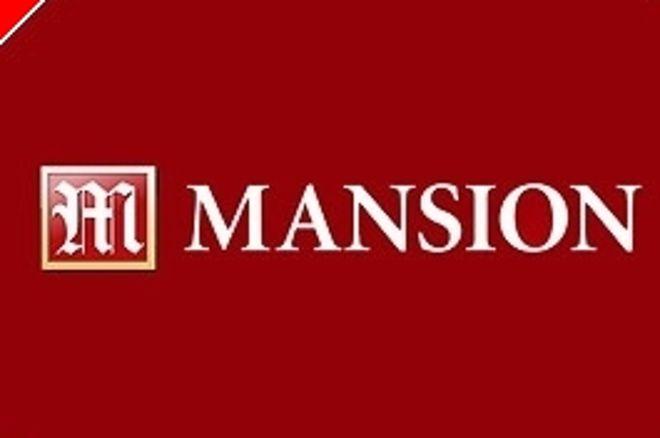 Freerolle z Pulą $500 Na Mansion Poker 0001