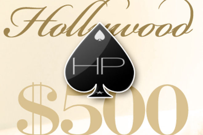 $500 Hollywood Poker Cold Hard Cash Freerolls 0001