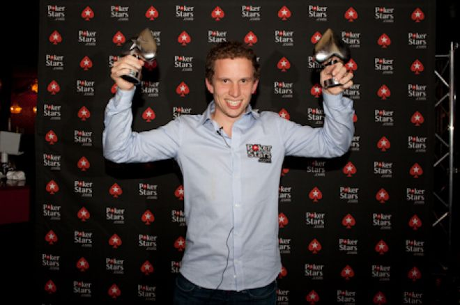 Peter Eastgate den stora vinnaren vid Scandinavian Poker Awards 0001