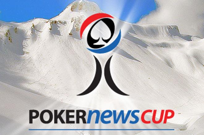 Hur du tar dig till 2009 års PokerNews Cup Alpine, tagning II 0001