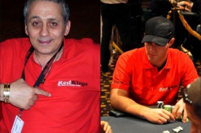 Ivo Donev und Christian Heich unterschreiben bei RedKings.com 0001