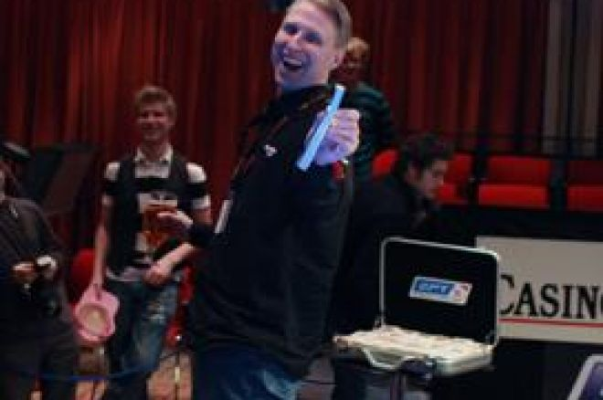"EPT Köpenhamn - Peter ""Nalle"" Hedlund föll på mållinjen 0001"