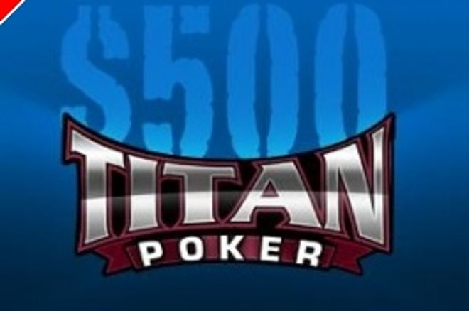 Titan Pokers $500 freerollserie eksklusivt for PokerNews spillere 0001
