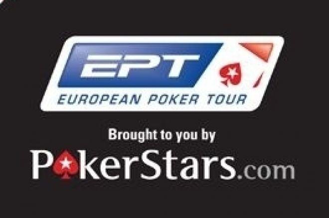 PokerStars.com European Poker Tour Kodaň, den 1b: Benelli získává celkové vedení 0001