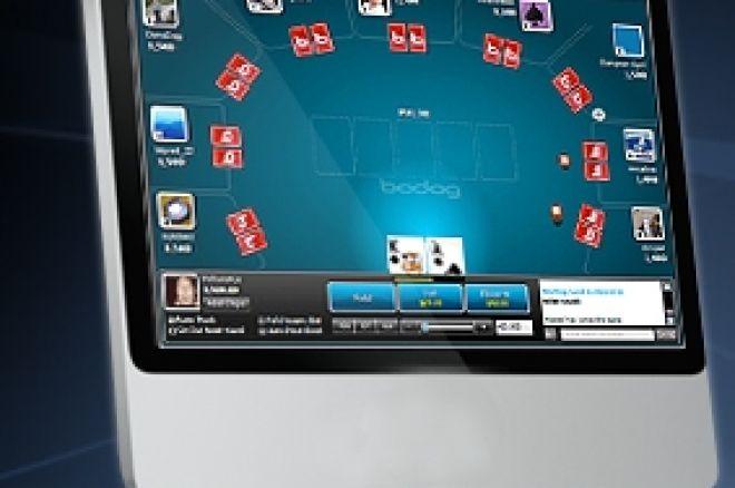 Bodog Пусна Флаш Покер Клиент; Залата Вече Позволява... 0001
