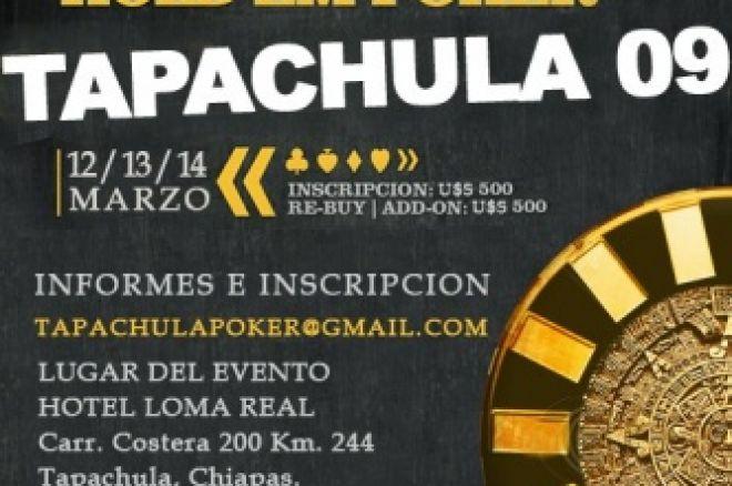 Torneo de póquer en Tapachula, Chiapas, transmitido por televisión 0001