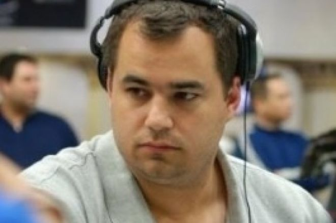 Профиль PokerNews: Питер «Nodrberg» Фелдман 0001