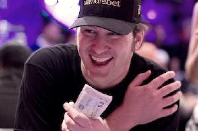 PokerNews Profil: Phil Hellmuth 0001
