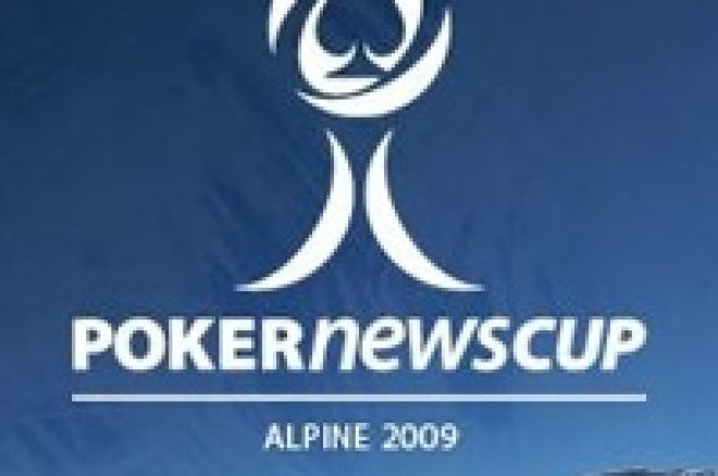 PokerNews Cup 2009 Freerolls hos Carbon Poker 0001