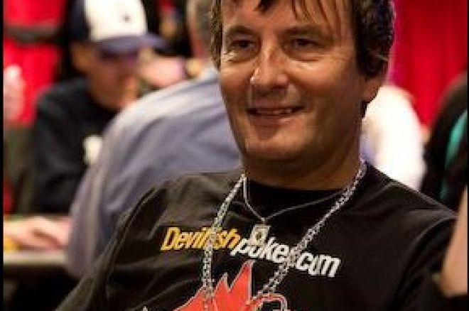 The PokerNews Interview: Dave 'Devilfish' Ulliott 0001