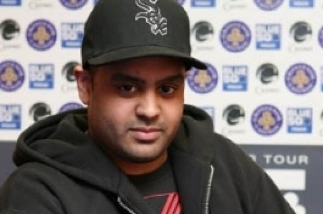 Sunny Chattha - Interview with Sunny Chattha the GUKPT Walsall Champion Sunny 0001