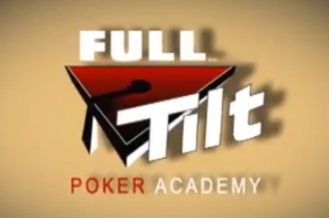 Full Tilt Poker Стартира Онлайн Академия 0001