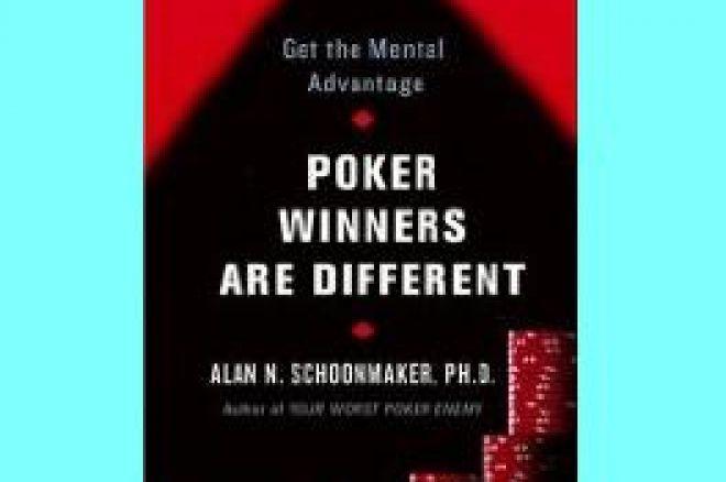 Poker Book Review: Alan Schoonmaker's 'Poker Winners Are Different' 0001