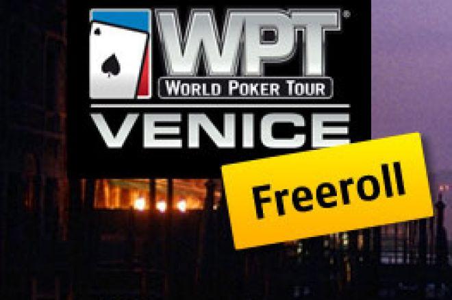 20 Pacotes para o WPT Venice! Qual Deles Será Seu? 0001