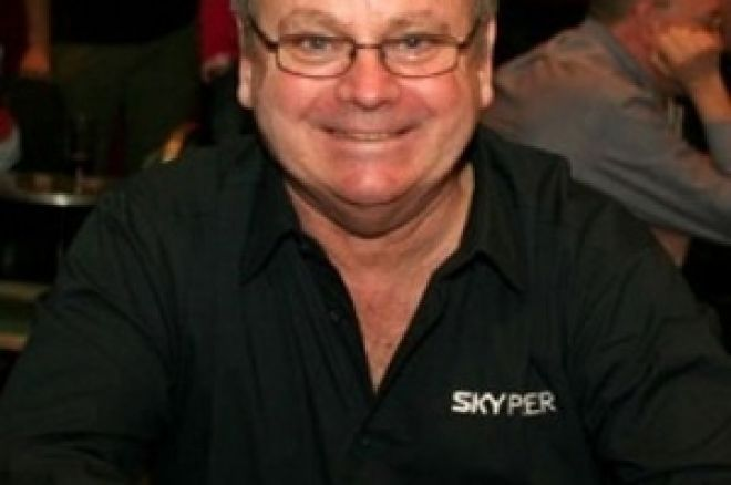 Norman Pace - Interview with Sky Poker Presenter Norman Pace 0001