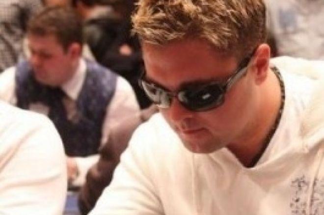 PokerStars EPT Dortmund, Dia 1a: Thorson na Frente 0001