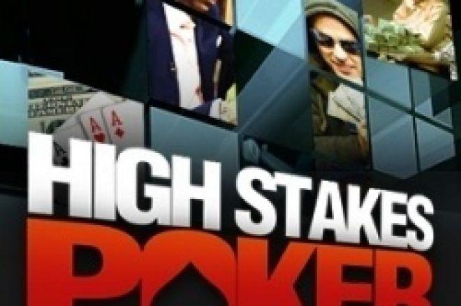 High Stakes Poker - Negreanu får en smell i tredje episode 0001