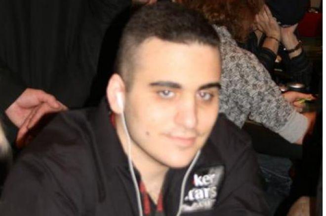"Online Poker Spotlight:  Jason ""mkind0516"" Laso 0001"
