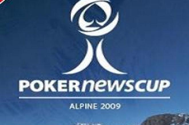 PokerNews Cup Alpine har nu äntligen startat 0001