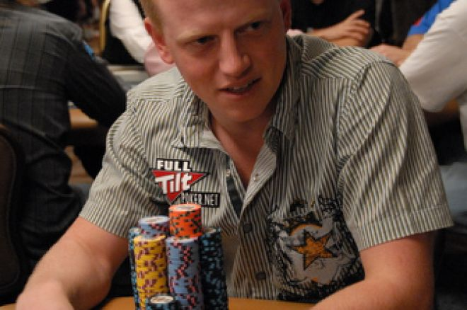 Perfil PokerNews - Mark Vos 0001