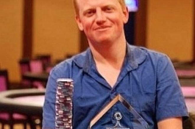 El PokerNews Cup Alpine 2009 comienza con la victoria de Mark Vos 0001