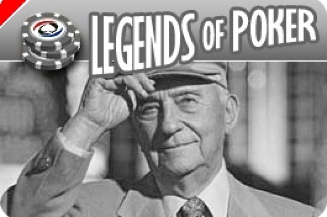 Johnny Moss - Poker Legend Johnny Moss 0001