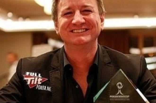 PNC Alpine Event #5, High Rollers PLO: Golser se dělí s Tony G 0001