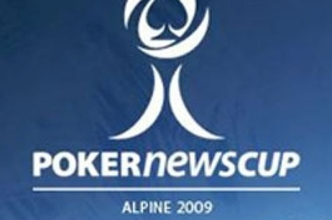 Embossed Angel Playing Cards Debuted at 2009 PokerNews Cup Alpine 0001