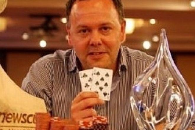 Marc Naaldenが2009ポーカーニュースカップメインイベントで優勝! 0001