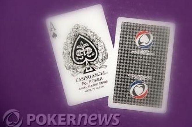 Debut för en ny typ av spelkort vid 2009 års PokerNews Cup Alpine 0001