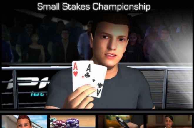Desafio Small Stakes Championship - PKR 30 Março a 19 Abril 0001
