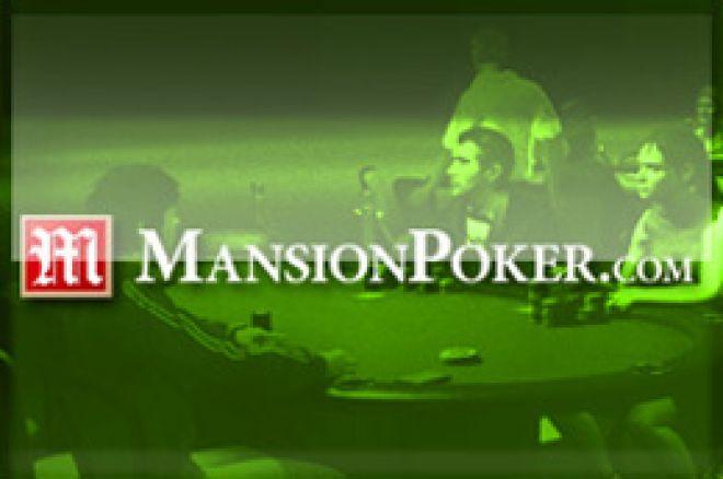 Ganhe Pontos a Dobrar na Mansion Poker! 0001