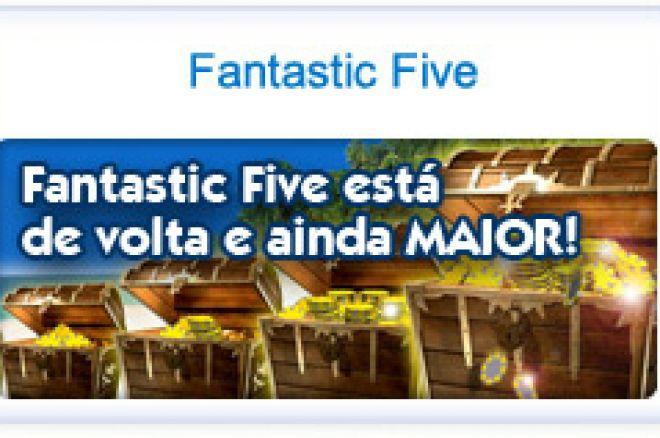 O Fantastic Five Está de Volta e Ainda Maior! 0001