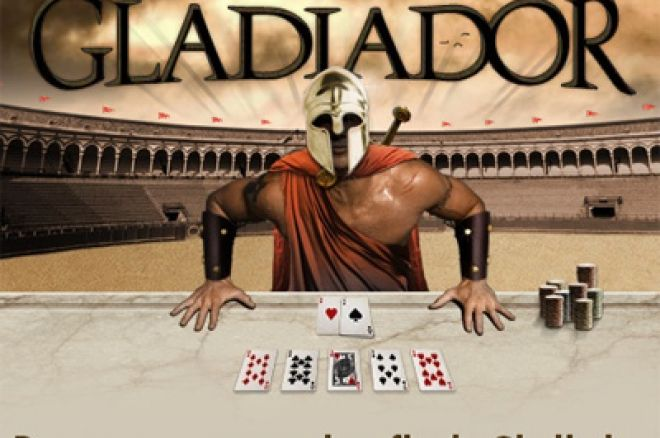 Aceite o desafio do Gladiador na Party Poker 0001