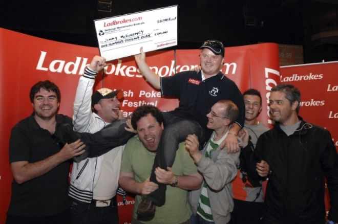Ladbrokes announce €250,000 Guaranteed Irish Poker Festival + more 0001