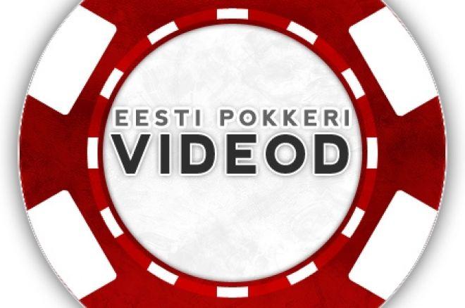 Eesti pokkerivideode õppesait alustab tegevust 0001