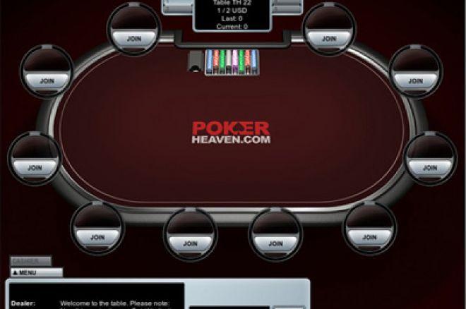 Poker Heaven Festeja 4º Aniversário com Upgrade de Software e Promoções 0001