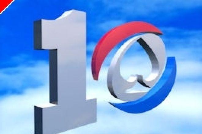 PokerNews Top10 - Os 10 Mais Fashion 0001