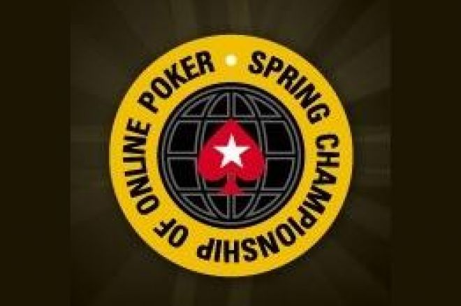 PokerStars Spring Championship of Online Poker Begins 0001