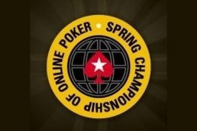 Algavad PokerStarsi kevadised meistrivõistlused internetipokkeris 0001