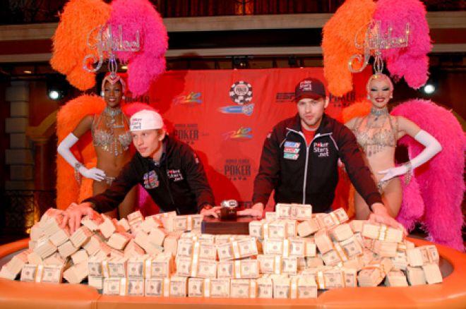 Senaste nytt - Eastgate och Demidov till Team PokerStars, Bonomo får konto öppnat och... 0001