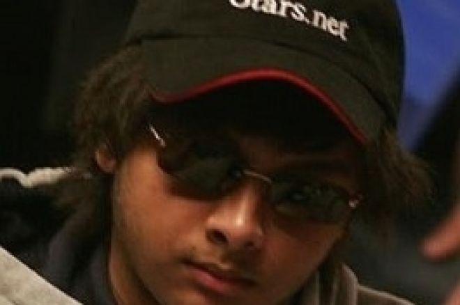 Perfil PokerNews - Vivek Rajkumar 0001
