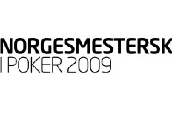 Klart for dag 2 av Norgesmesterskapet i Poker 2009 0001