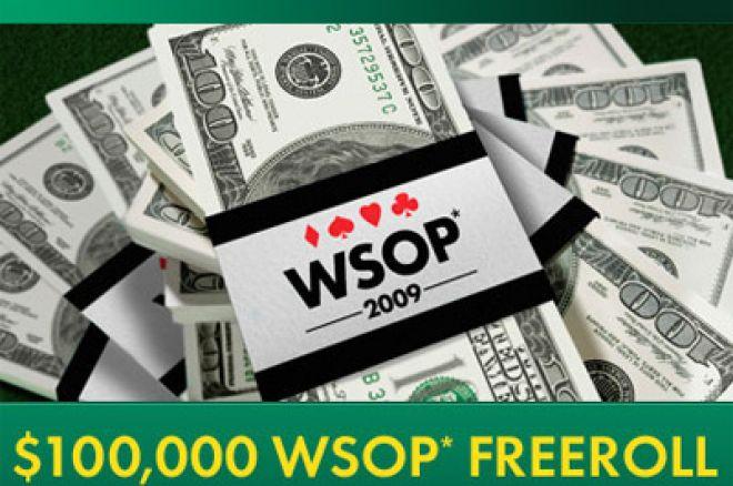 Mais de $500,000 em Dinheiro e Pacotes WSOP na Bet365 Cash Race 0001